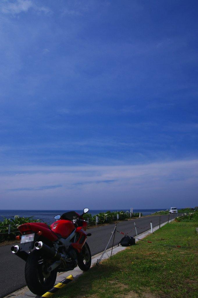 角島の青空