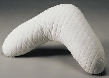 Danfill 丸洗いOK 快適クッション ブーメランクッション ミニ (カバー付) PUG77A