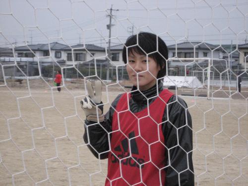 編みごしの…