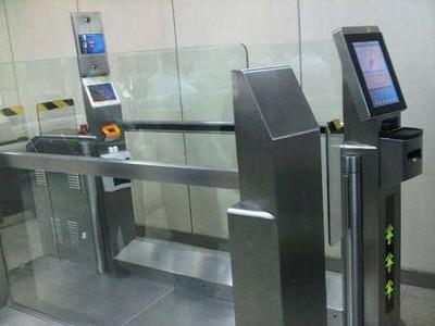 スワンナプーム空港 自動化ゲート写真