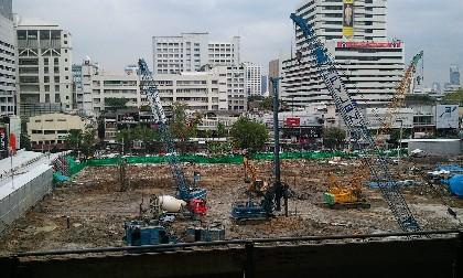 バンコク サイアムスクエア写真