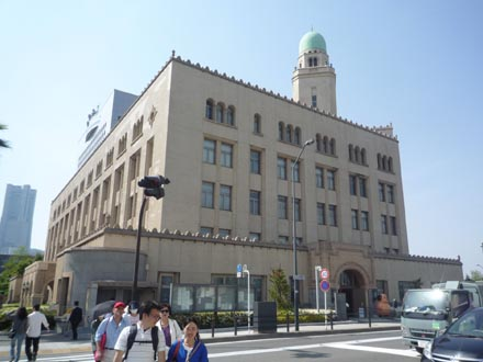 横浜税関④