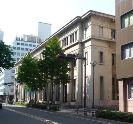 日本郵船歴史博物館①