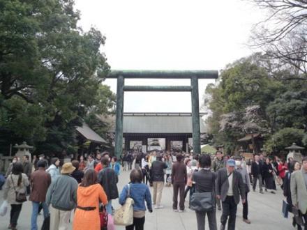靖国神社⑥