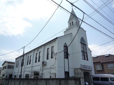 荻窪栄光教会①