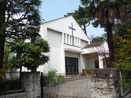 杉並中部教会