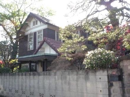 上荻2丁目S邸(旧佐藤邸)①