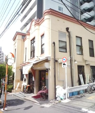 市ヶ谷柳町の第一信用金庫本店①