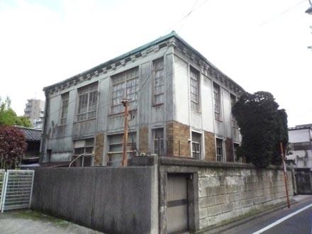 新宿北山伏町の洋館③