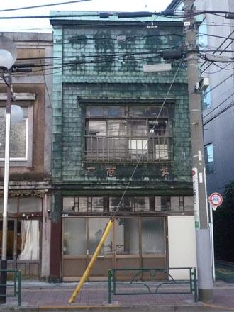 看板建築③