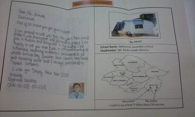 ネパールからの手紙2