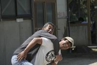 仲良し二人(笑) 2010/5/2~5/9
