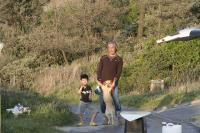 イェェェ~ィ!  ナル(犬)又遊びに来てね(^ω^*)  2010/5/2~5/9