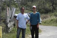 仲良い親子!何時も楽しい時間をありがとう~ 2010/5/2~5/9