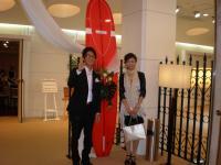 2010/9/11 山崎さん&みっちゃんの結婚披露宴 3