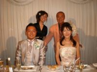 2010/9/11 山崎さん&みっちゃんの結婚披露宴 11