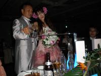 2010/9/11 山崎さん&みっちゃんの結婚披露宴 14