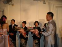 2010/9/11 山崎さん&みっちゃんの結婚披露宴 17