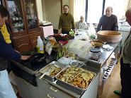 2009.12.10 仲山水給食