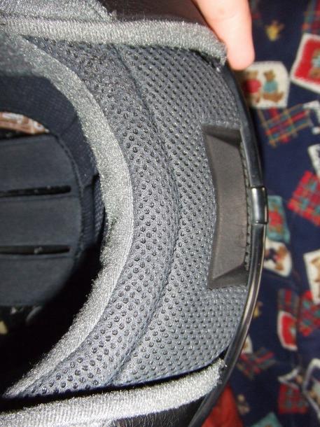 ヘルメット+スピーカー15