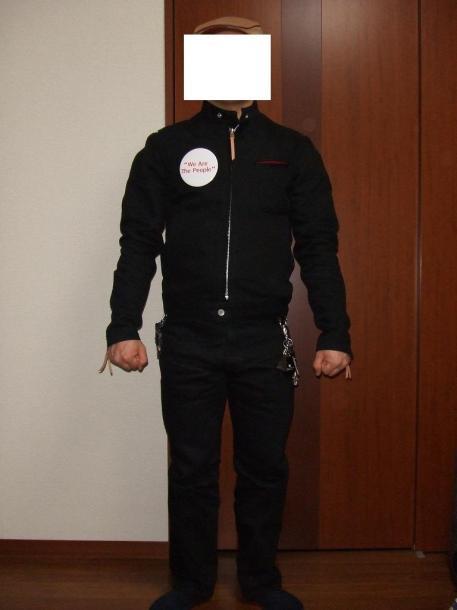 黒鎧ライダース04