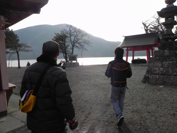 赤城神社ツー