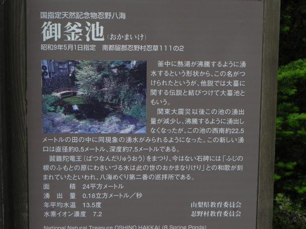 忍野八海15