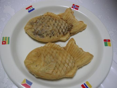 薄皮鯛焼き