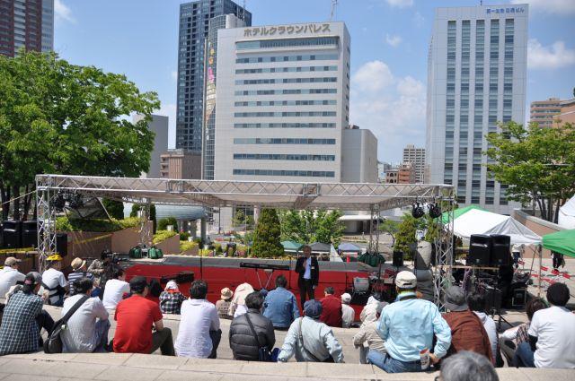 2013アクトシティで浜松まつりライブ2