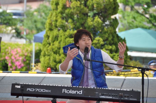 2013アクトシティで浜松まつりライブ5