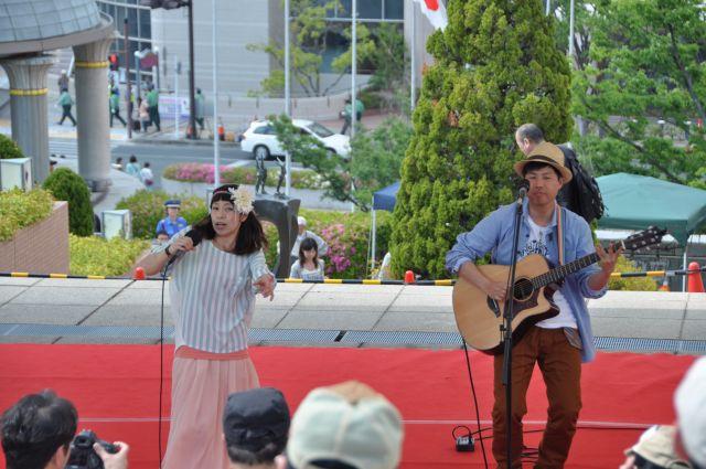 2013アクトシティで浜松まつりライブ7