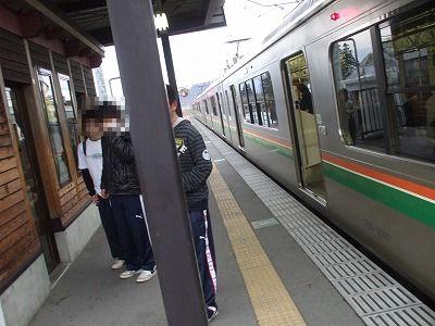 横浜マリノス線