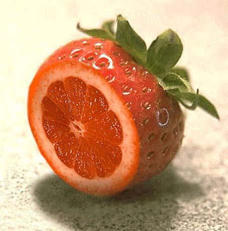 イチゴオレンジ