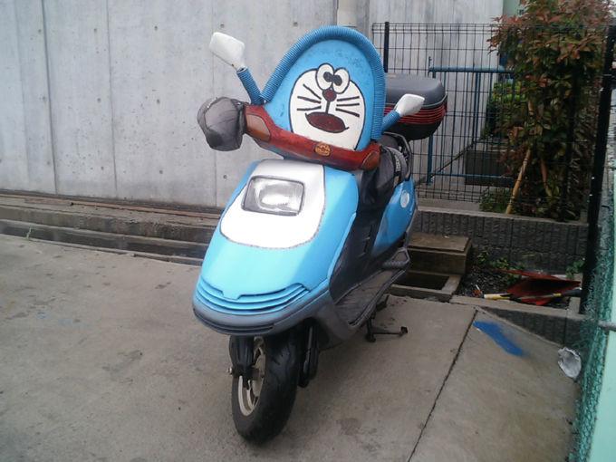 どらバイク