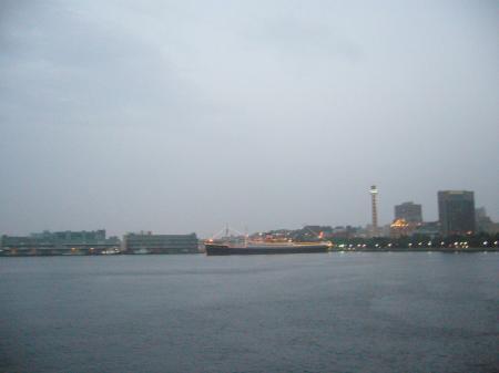 横浜クルージング5
