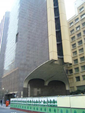 東京の建物
