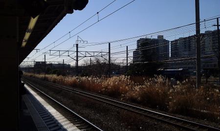新川崎駅 1