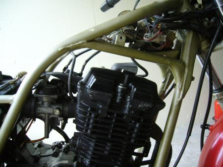 SRX250整備 4