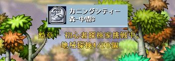 初心者探検家4-20