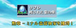 ミナル森探検家10-10