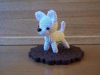 編み犬チワワ1(8%)