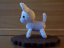 編み犬チワワ2(8%)