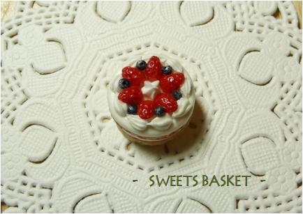 いちごショートケーキ1