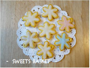 雪の結晶クッキー1-2