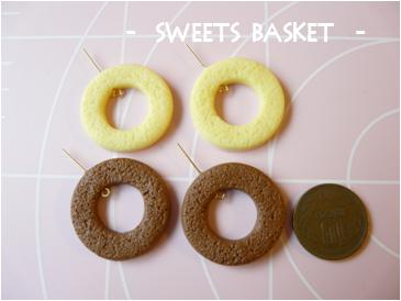 リング型クッキー