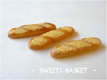 フランスパン作り直し