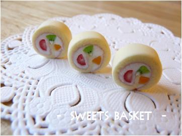 フルーツロールケーキ1-2