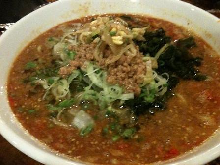 福風 坦々麺