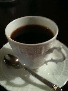 カフェドルー目白 陰干しコーヒー