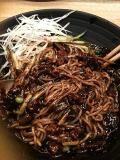 韓美膳 ジャージャー麺
